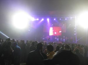 Concert in Huaycan!