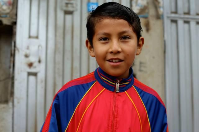 Eduardo, The Light & Leadership Initiative