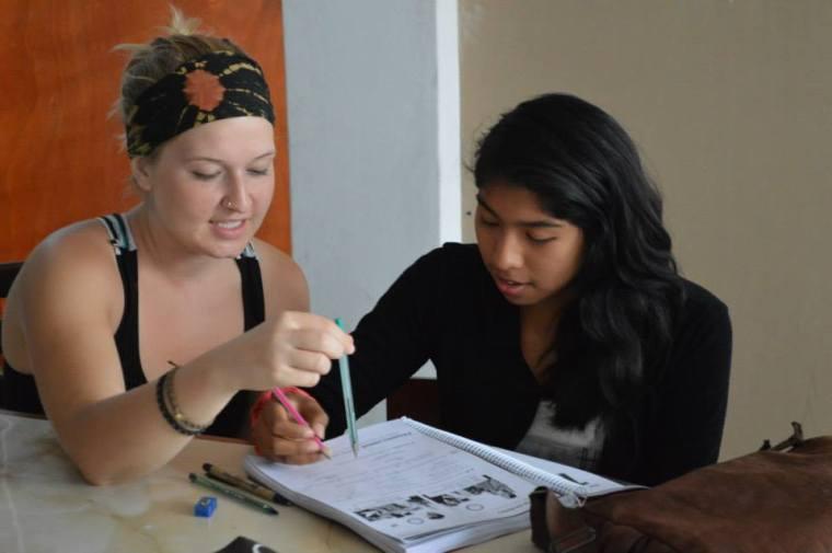 Shelby: Women's Empowerment  Program  Manager.