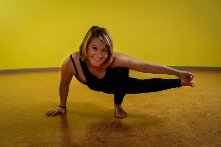 Shelby also taught yoga before joining LLI