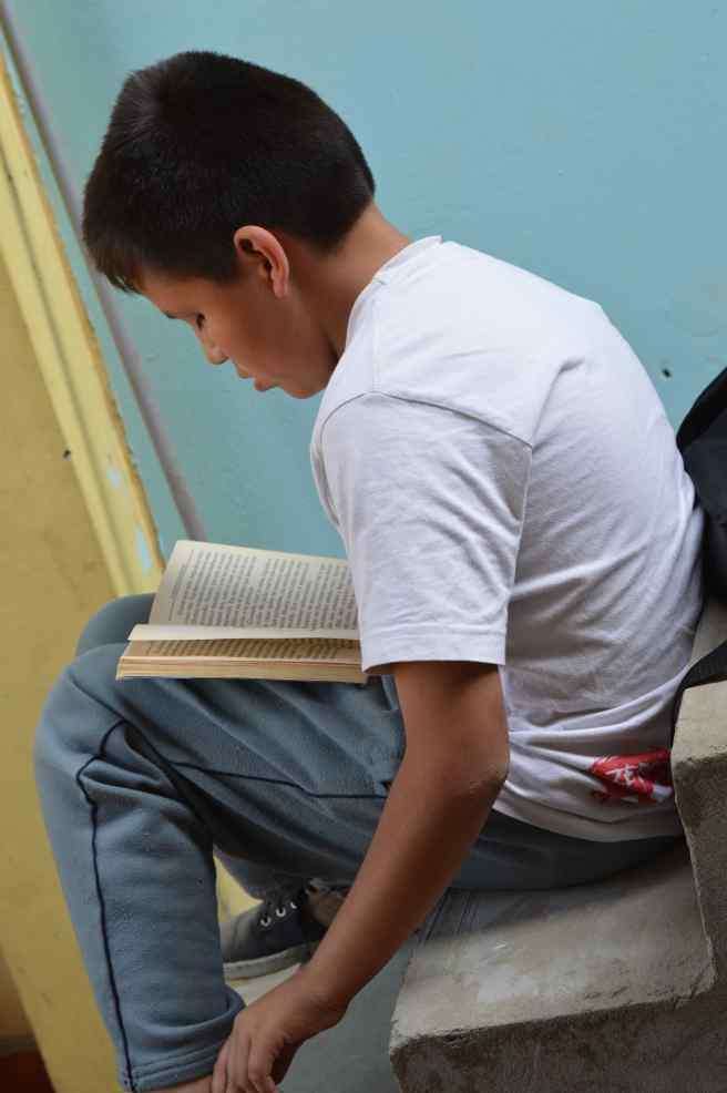 maycol reading